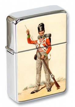 69th (South Lincolnshire) Regiment of Foot 1815 Flip Top Lighter