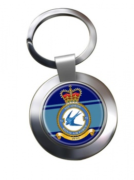 No. 72 Squadron (Royal Air Force) Chrome Key Ring