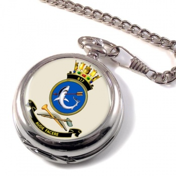 817 Squadron RAN Pocket Watch