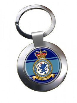 No. 83 Group Headquarters (Royal Air Force) Chrome Key Ring