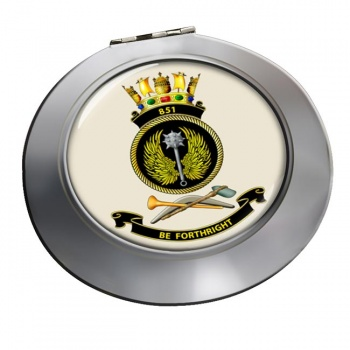 851 Squadron RAN Chrome Mirror