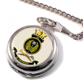 851 Squadron RAN Pocket Watch