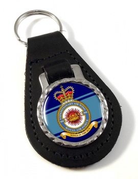 No. 906 Expeditionary Air Wing (Royal Air Force) Leather Key Fob