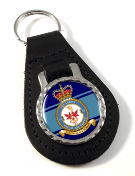 No. 92 Squadron (Royal Air Force) Leather Key Fob