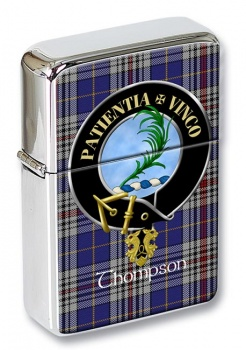 Thompson Scottish Clan Flip Top Lighter