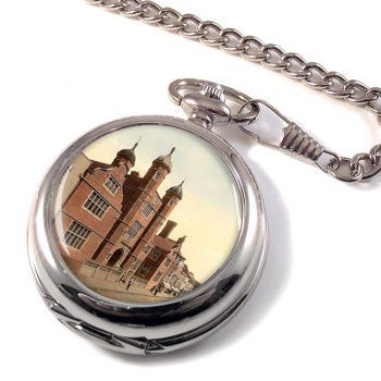 Abbots Hospital Guildford Pocket Watch