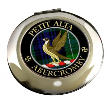 Abercromby Scottish Clan Chrome Mirror