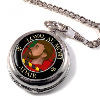 Adair Scottish Clan Pocket Watch