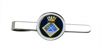 Admiralty Surface Weapons Establishment (Royal Navy) Round Tie Clip