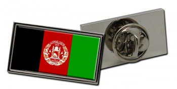 Afghanistan Flag Pin Badge
