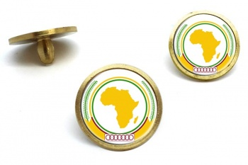 African-Union Golf Ball Marker