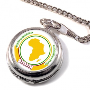 African-Union Pocket Watch