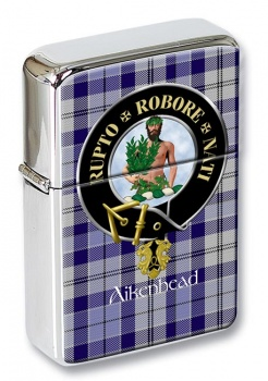 aikenhead Scottish Clan Flip Top Lighter