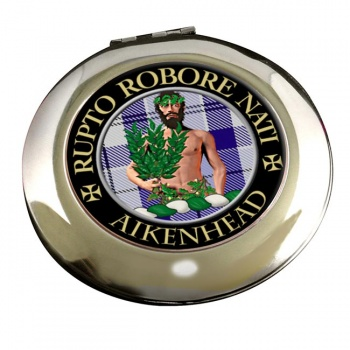 aikenhead Scottish Clan Chrome Mirror