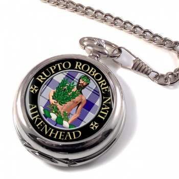 aikenhead Scottish Clan Pocket Watch