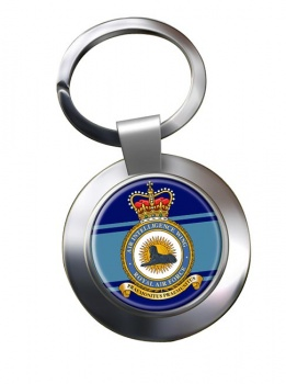 Air Intelligence Wing (Royal Air Force) RAF Chrome Key Ring
