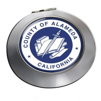 Alameda County CA  Round Mirror
