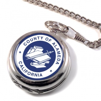 Alameda County CA (USA) Pocket Watch