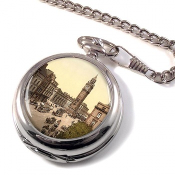 Albert Memorial Pocket Watch