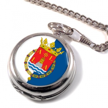 Alicante (Ciudad) (Spain) Pocket Watch