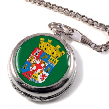 Almeri�a (Spain) Pocket Watch