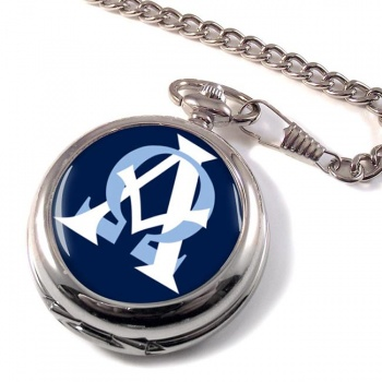 Alpha Omega Pocket Watch