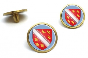 Alsace (France) Golf Ball Marker