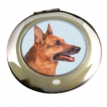 German Shepherd Mirror