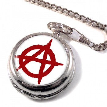 Anarchy Pocket Watch