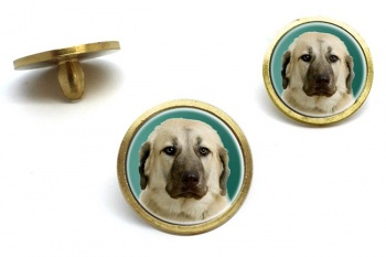 Anatolian Shepherd  Golf Ball Marker Set