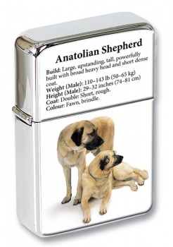 Anatolian Shepherd Flip Top Lighter