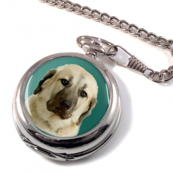 Anatolian Shepherd Pocket Watch