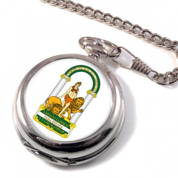 Andalusia Andaluci�a (Spain) Pocket Watch