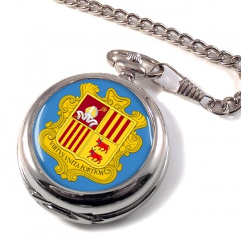Andorra Pocket Watch