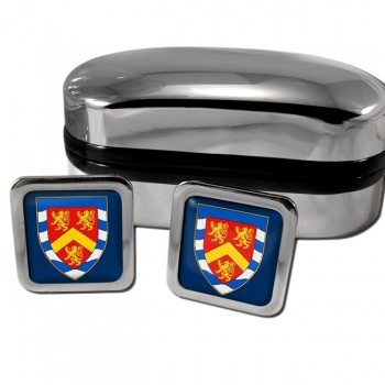 Anglesey Square Cufflinks