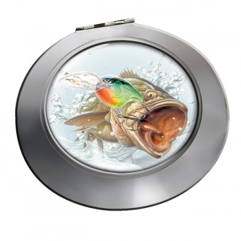 Angling Chrome Mirror