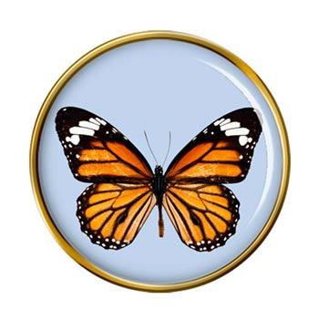 Butterfly Pin Badge