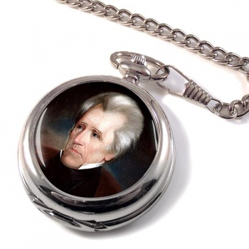 President Andrew Jackson Pocket Watch