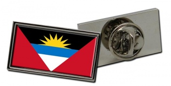 Antigua-and-Barbuda Flag Pin Badge