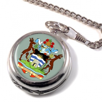 Antigua-and-Barbuda Pocket Watch