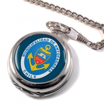 Antofagasta (Chile) Pocket Watch