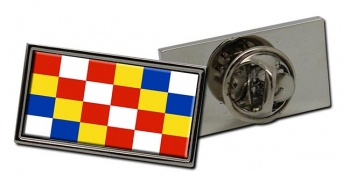 Antwerpen Anvers (Belgium) Flag Pin Badge