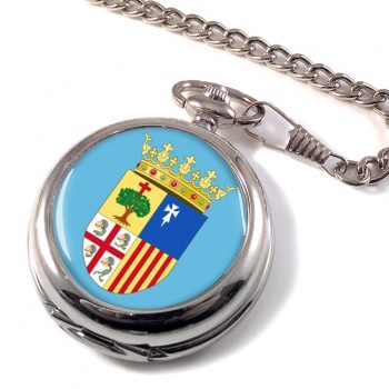 Aragon (Spain) Pocket Watch