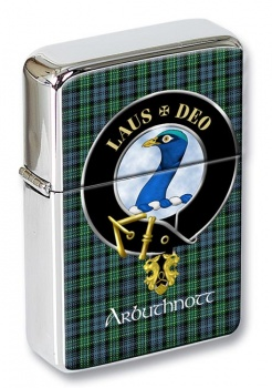 Arbuthnott Scottish Clan Flip Top Lighter