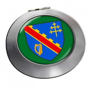 County Armagh (UK) Round Mirror