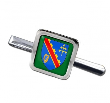 County Armagh (UK) Square Tie Clip