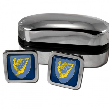 County Armagh Historical Square Cufflinks