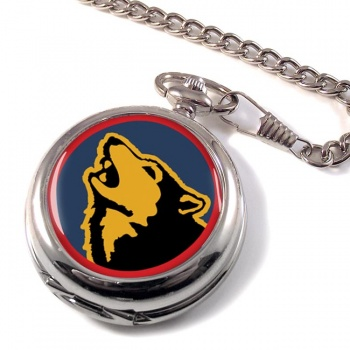 104 Logistic Support Brigade Pocket Watch