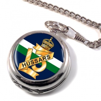 13th Hussars (British Army) Pocket Watch