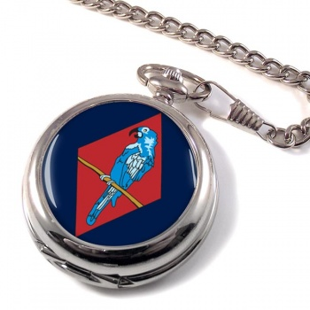 143 (West Midlands) Brigade Pocket Watch